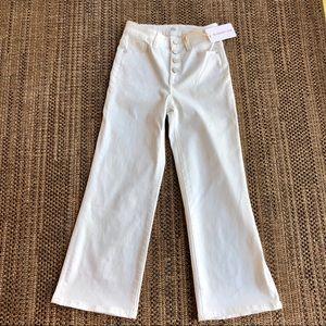 NWT ◻️ Wash Lab WILLA Wide Leg Jeans Size 25